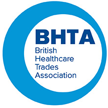 British Healthcare Trades Association logo