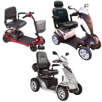 Scooters & Accessories